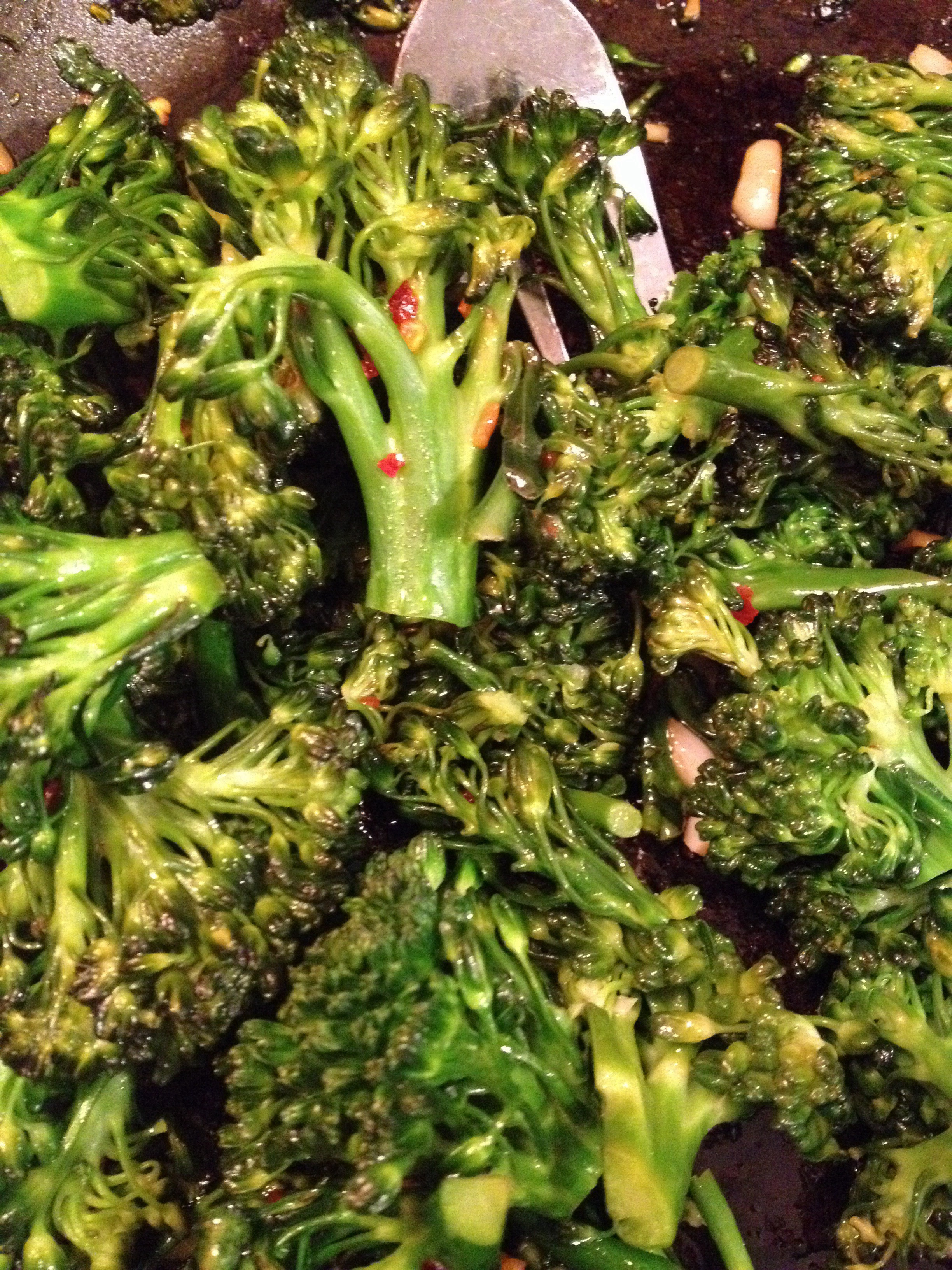 Spicy Broccoli Rabe Bruschetta Recipes — Dishmaps