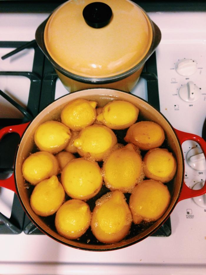 lemon boil