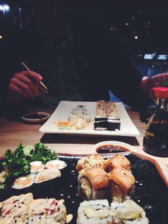sushi monday