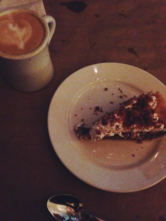 pie & a latte